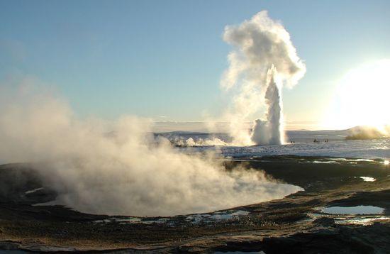 Winter in IJsland (Flexibel)